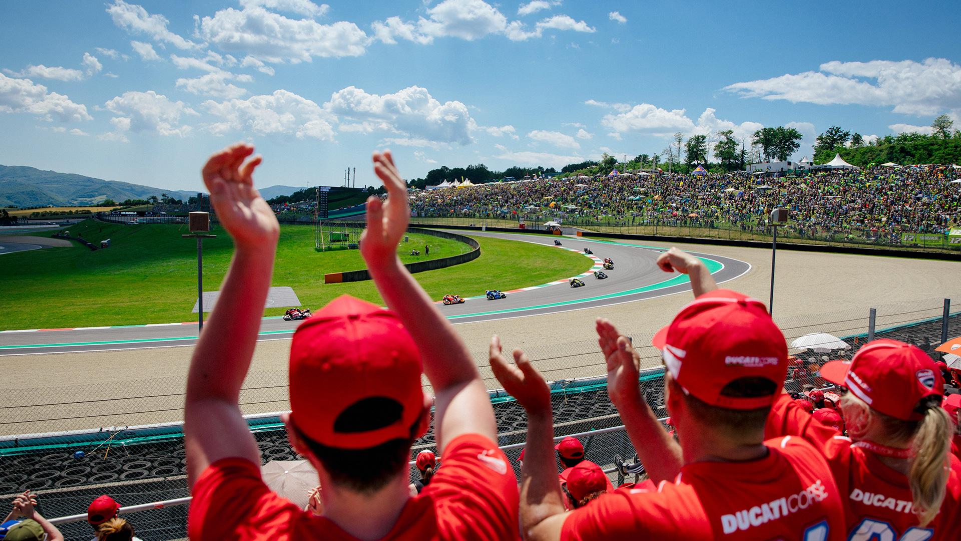 El Gran Premio de Misano contará con 10.000 presentes