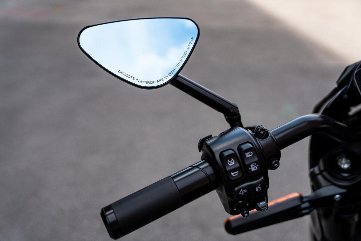 Espejos retrovisores Harley-Davidson Rizoma