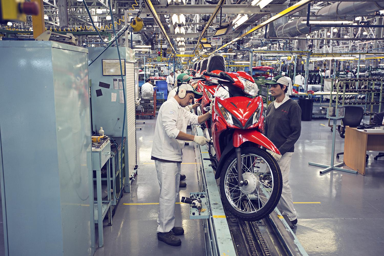 Según datos difundidos por CAFAM, durante agosto repuntó el patentamiento de motos pero se acentuó la caída interanual