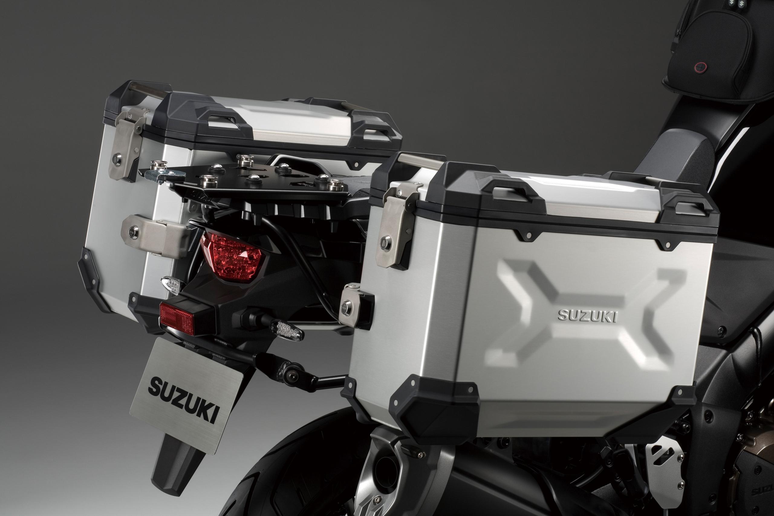 Alforjas de aluminio Suzuki V-STROM 1050 XT PRO
