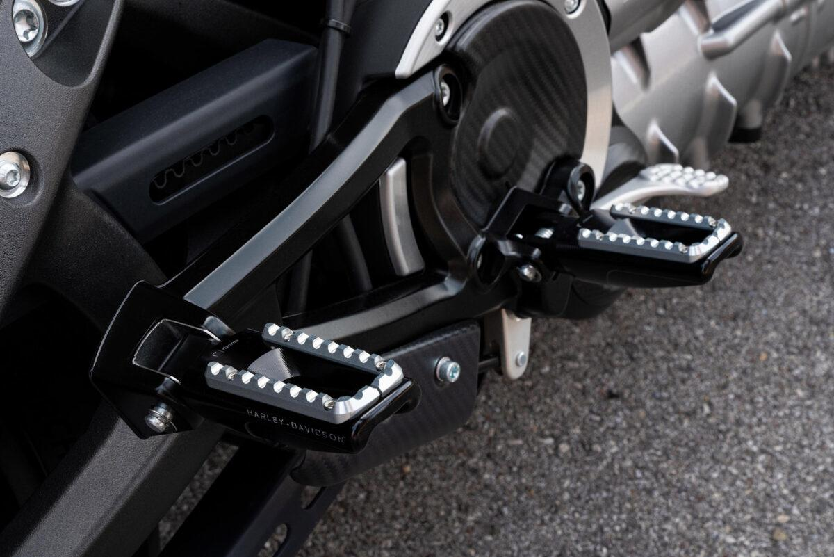 Estriberas Harley-Davidson Rizoma