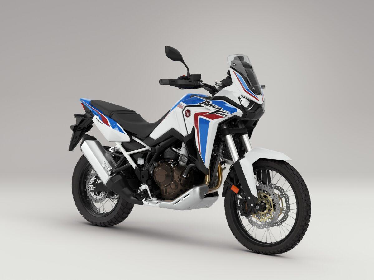 Honda Africa Twin 2021