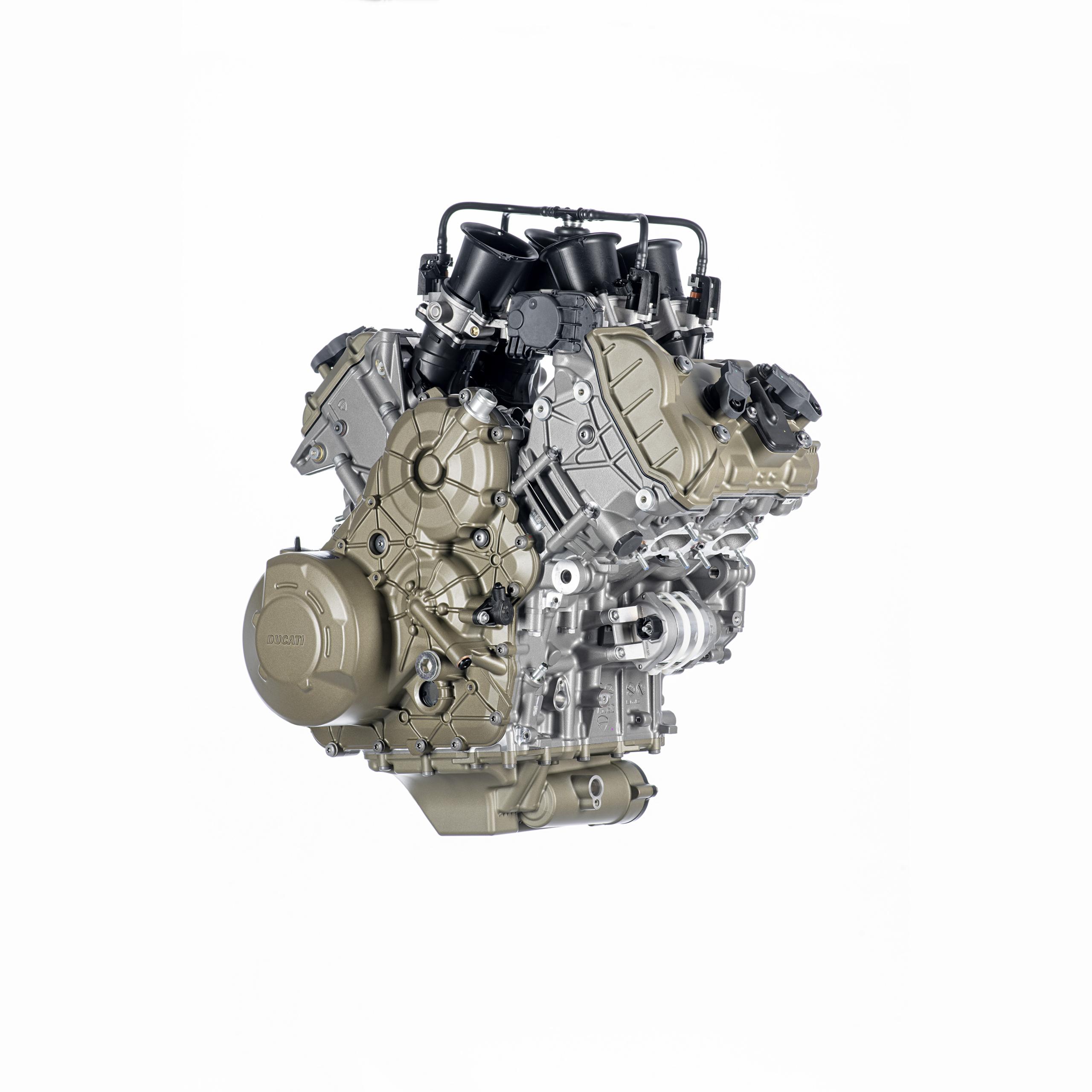 V4 Granturismo: el nuevo motor de la saga Ducati Multistrada