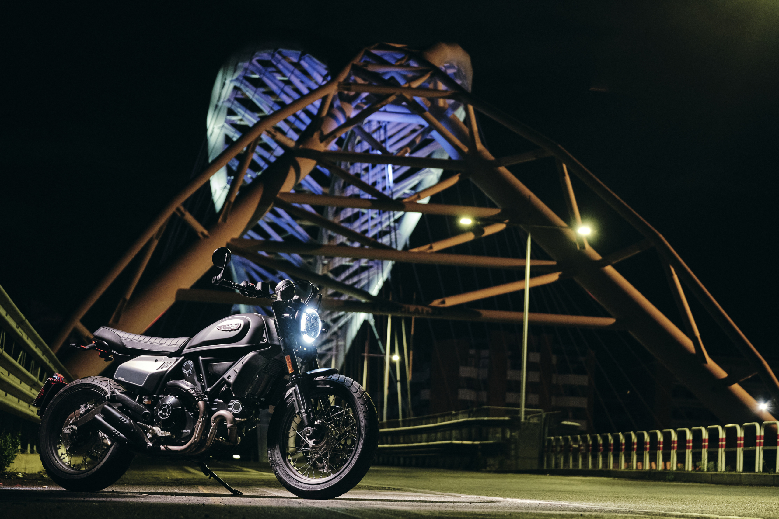 Ducati Scrambler Nighshift
