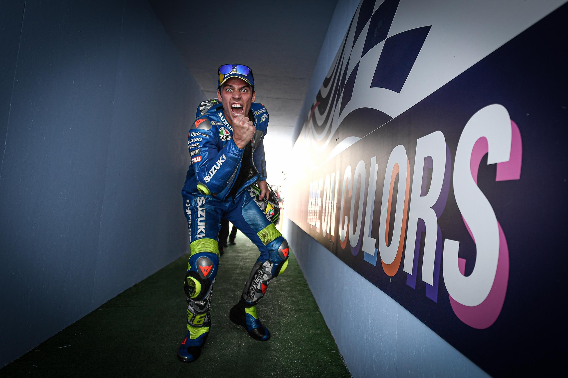 En tiempo récord: el rápido ascenso de Mir a lo más alto del motociclismo
