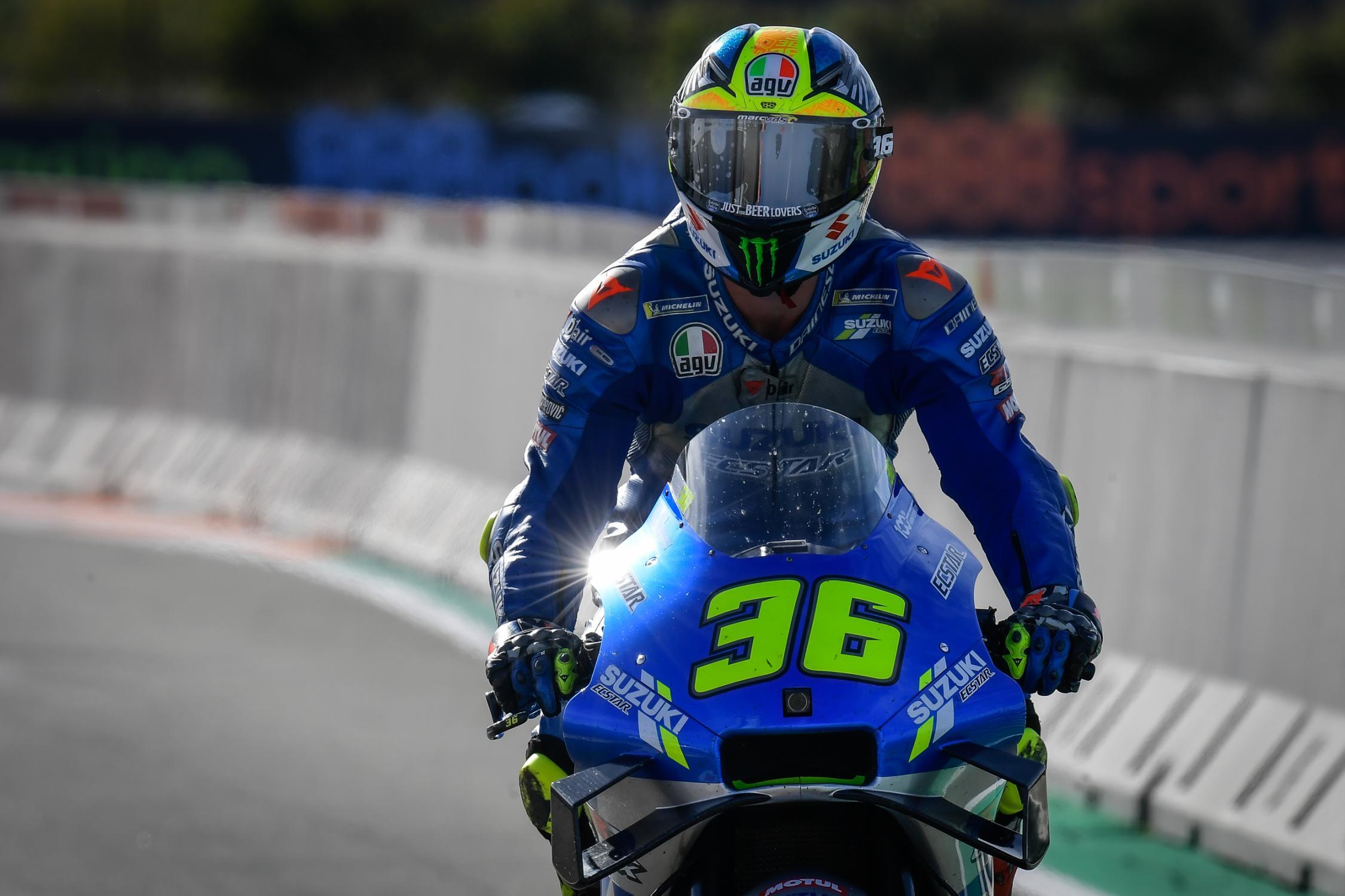 Joan Mir a un paso de coronarse campeón de MotoGP