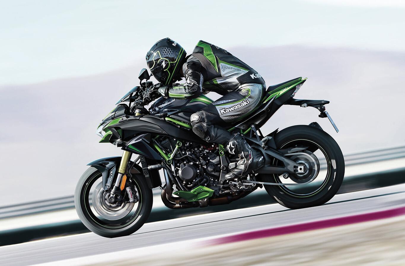 Kawasaki Z H2 SE 2021 (2)