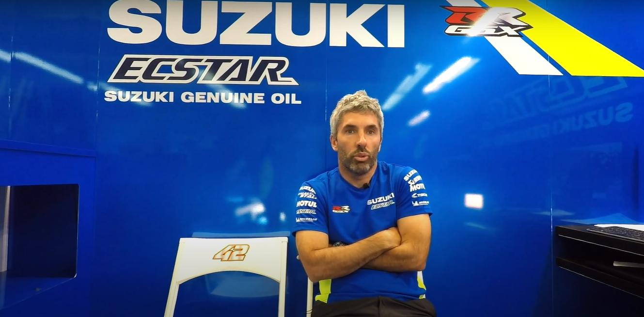 José Manuel Cazeaux- Exclusivo Motos