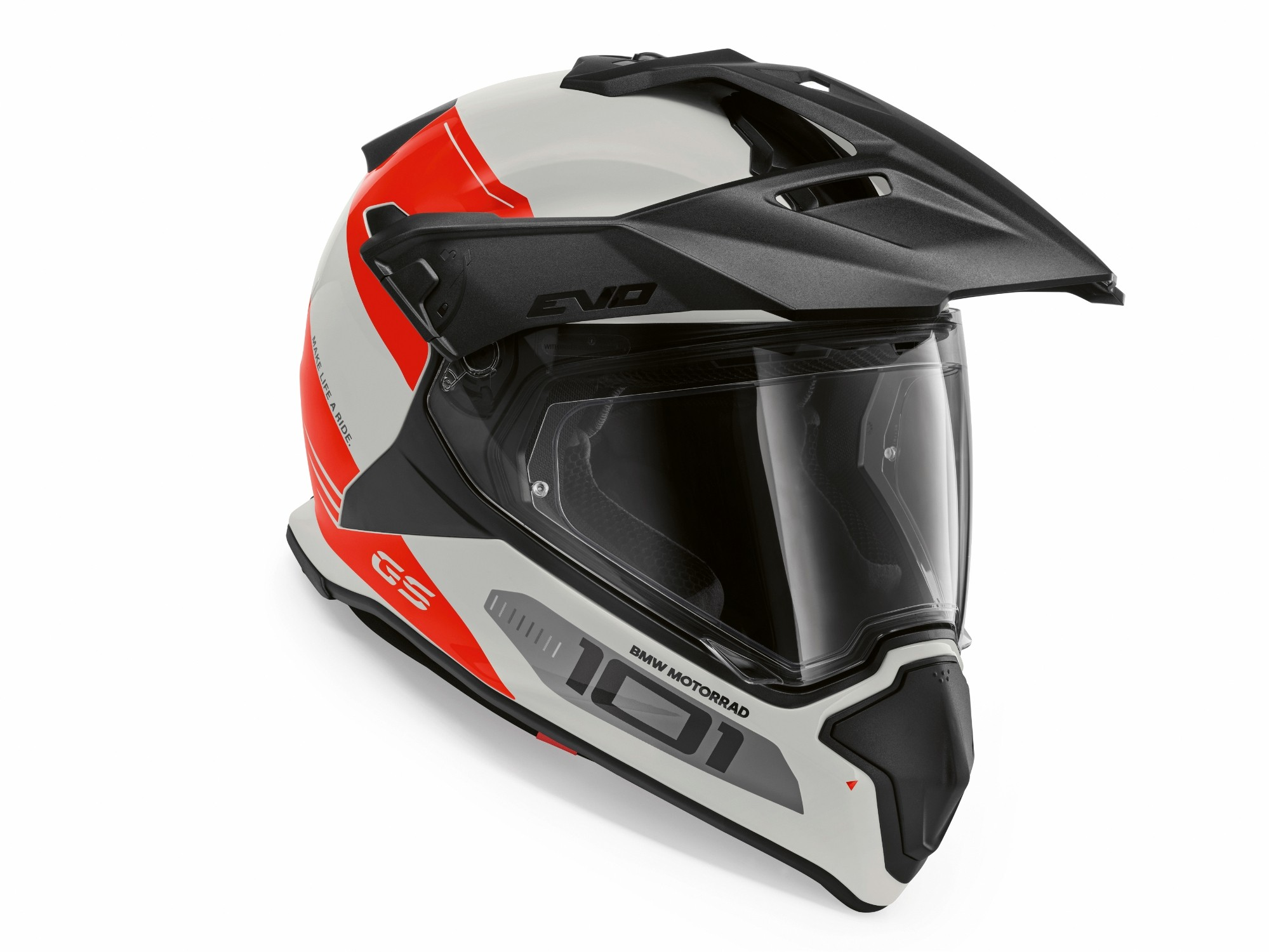 Casco BMW GS Carbon EVO