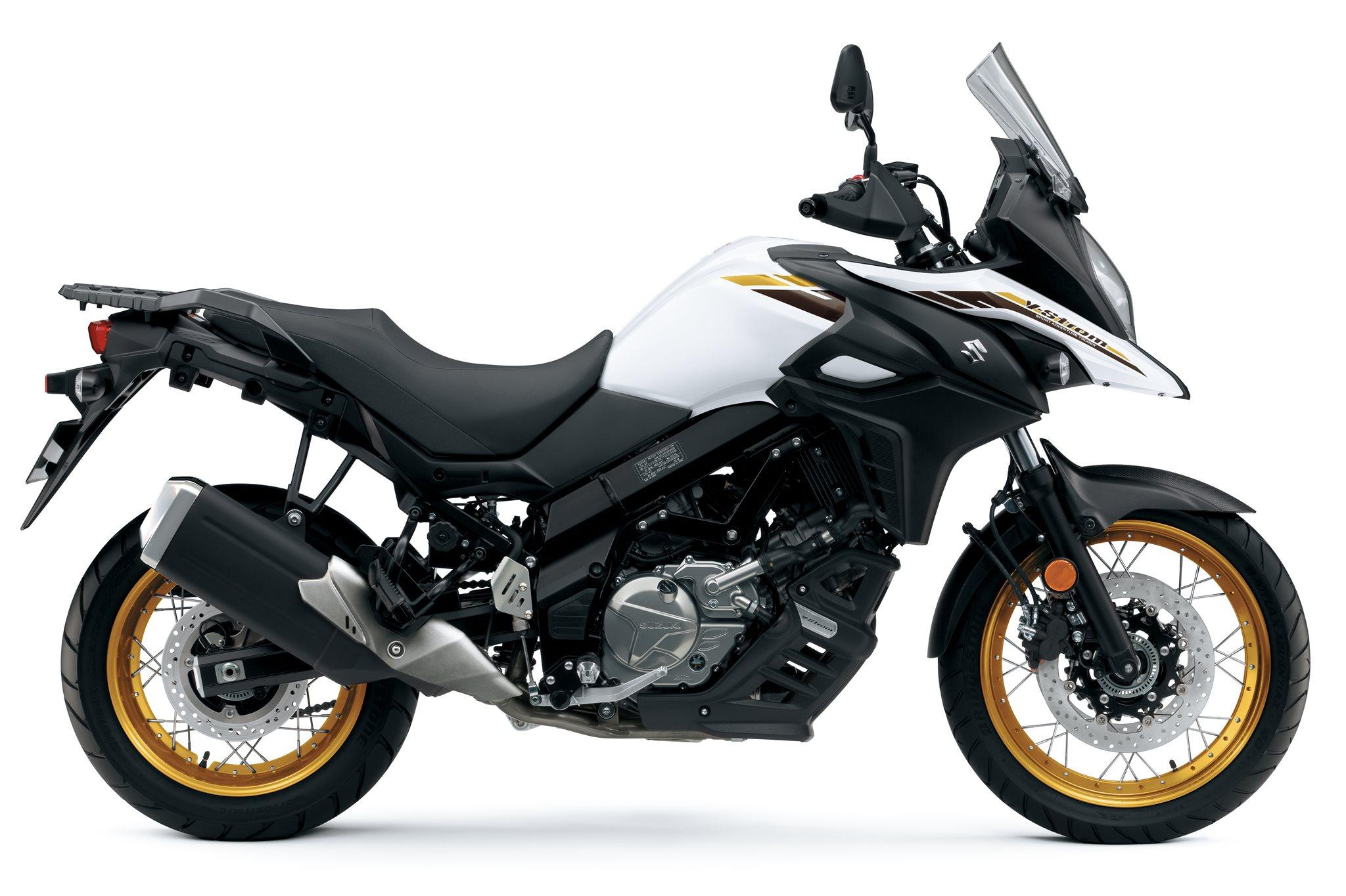 Suzuki V Strom 650 2021