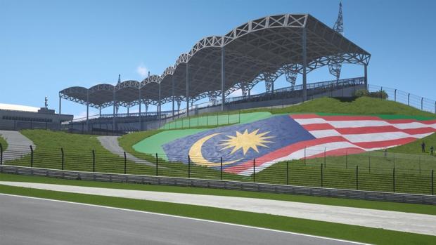 Circuito Internacional de Sepang Malasia MotoGP