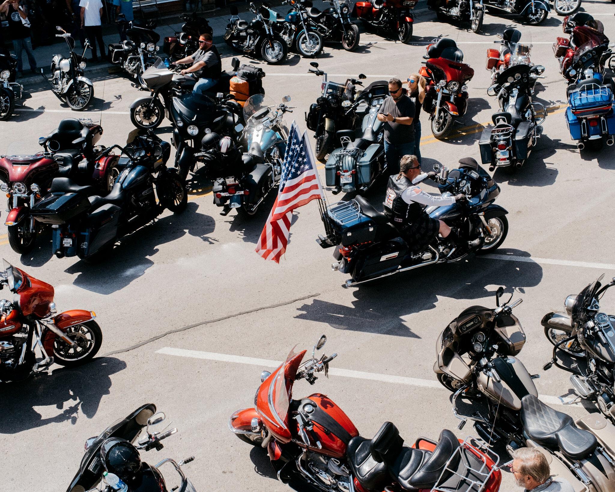 Sturgis Motorcycle Rally: el multitudinario motoencuentro tendrá lugar en 2021