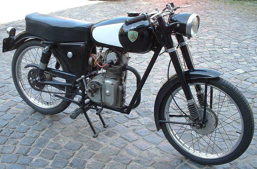 Moto Tehuelche mod. 1957