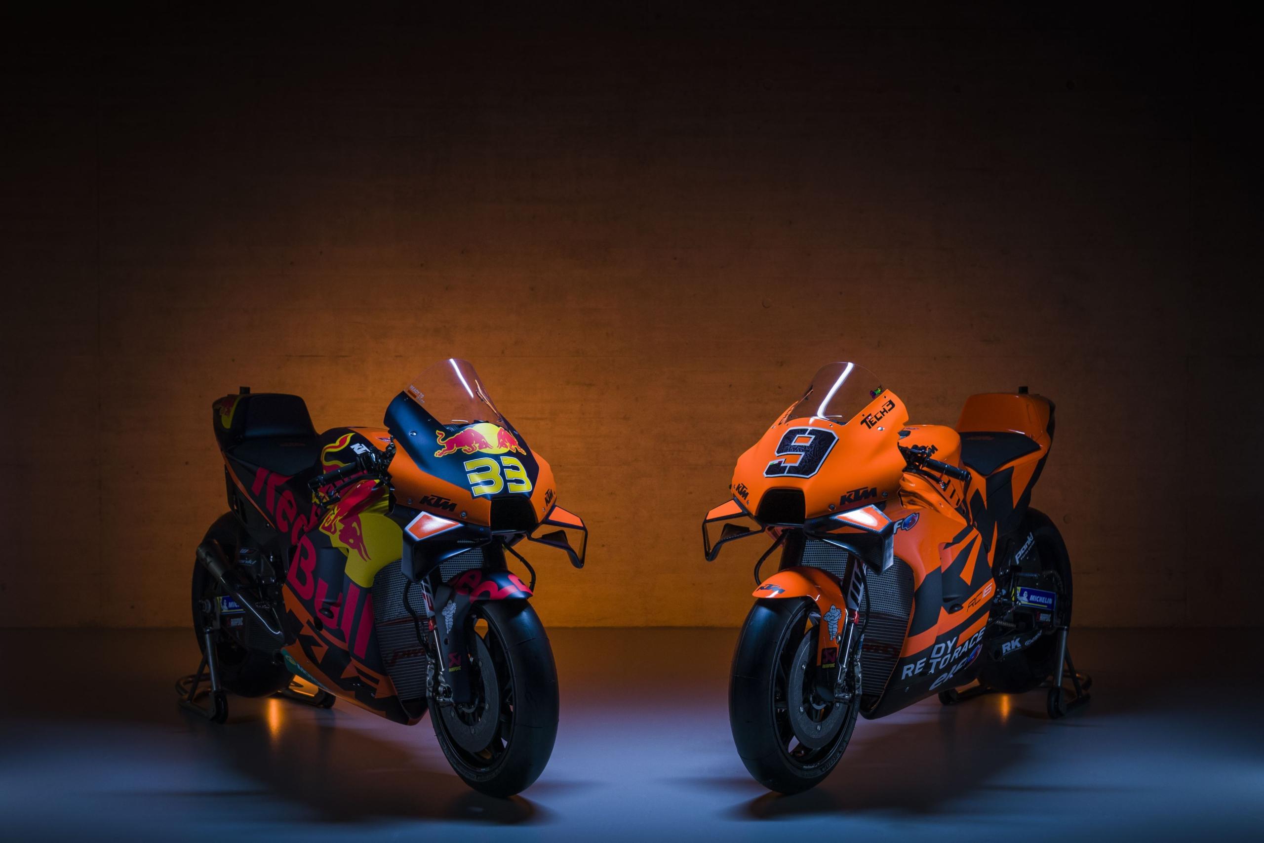 KTM desveló la nueva RC16 para la temporada 2021