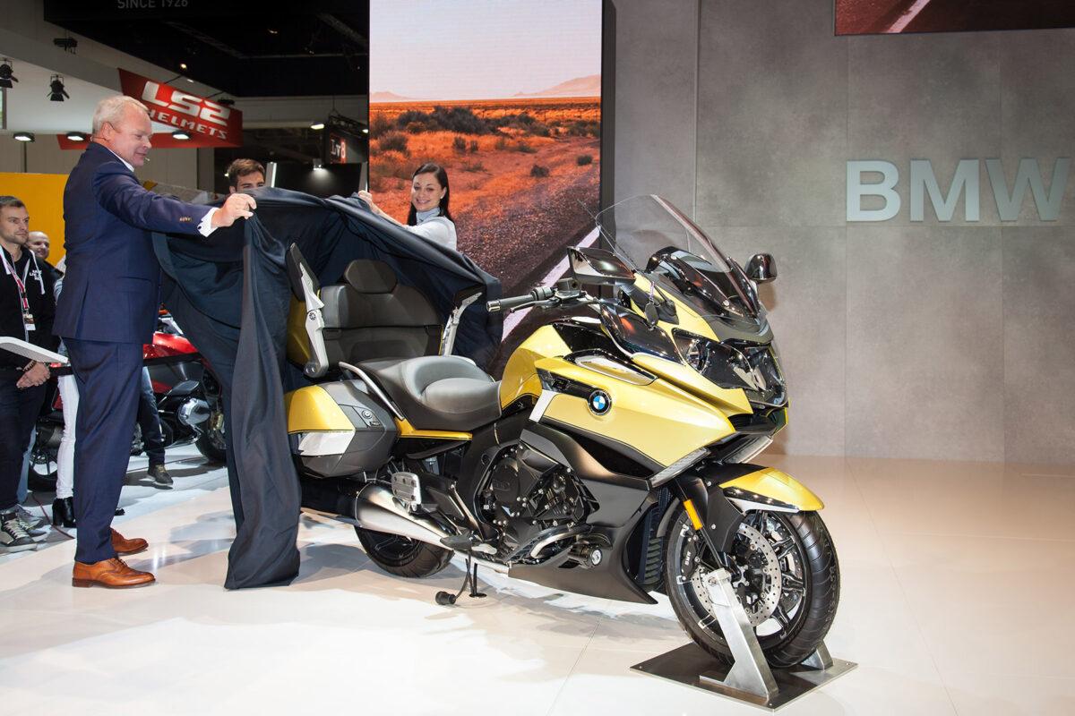 BMW ya no formará parte del EICMA ni de Intermot