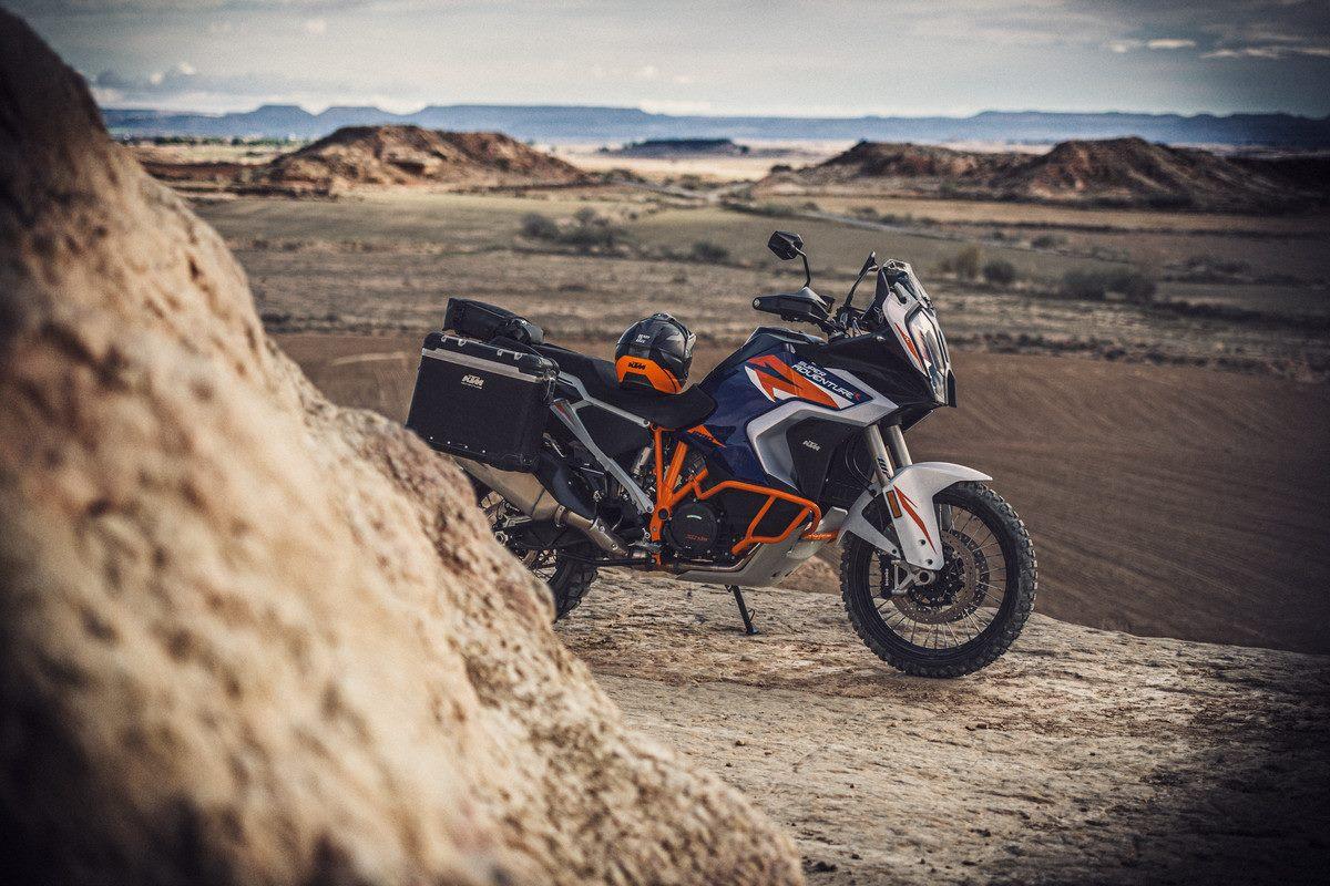 KTM 1290 Super Adventure R: agilidad todoterreno