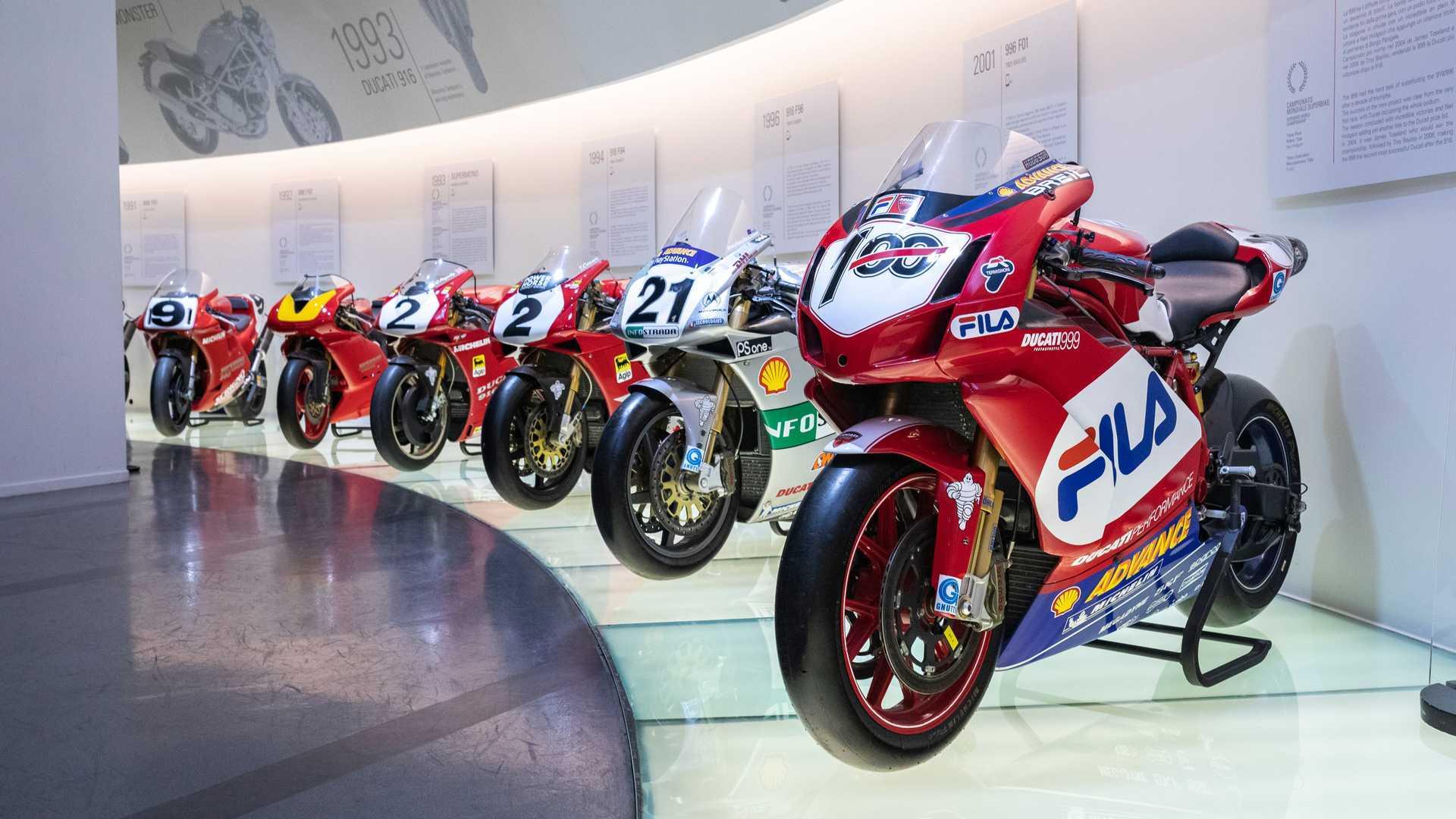 5 museos de motos para recorrer desde casa