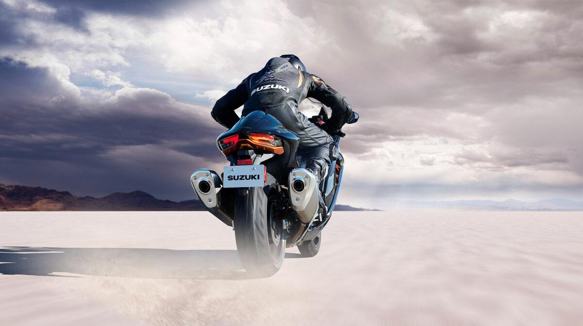 Suzuki Hayabusa: el halcón ya está de vuelta