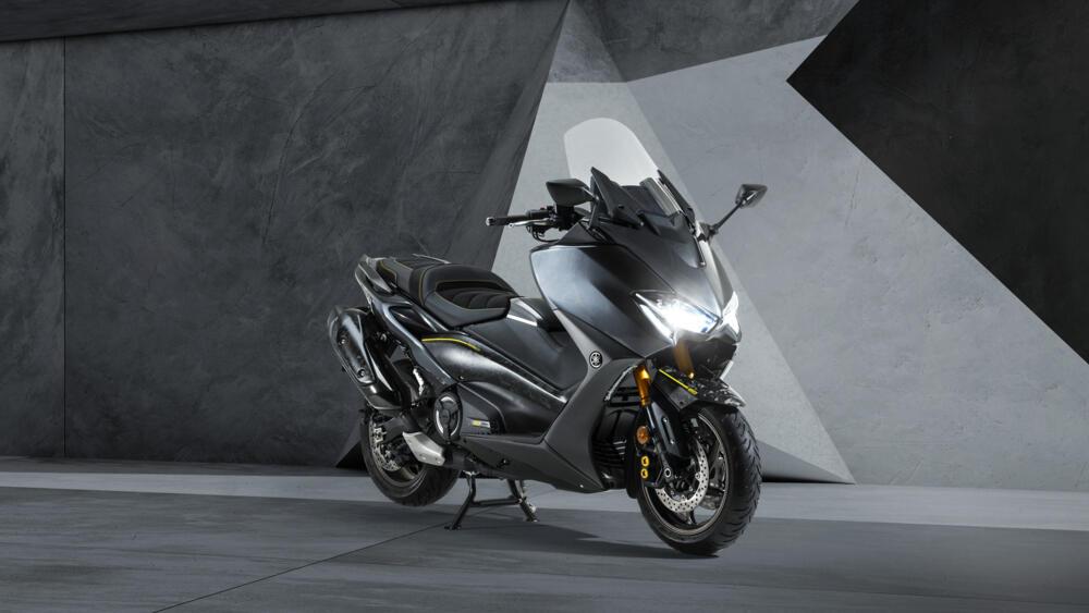 Yamaha TMAX 20 aniversario: la celebración de un icono