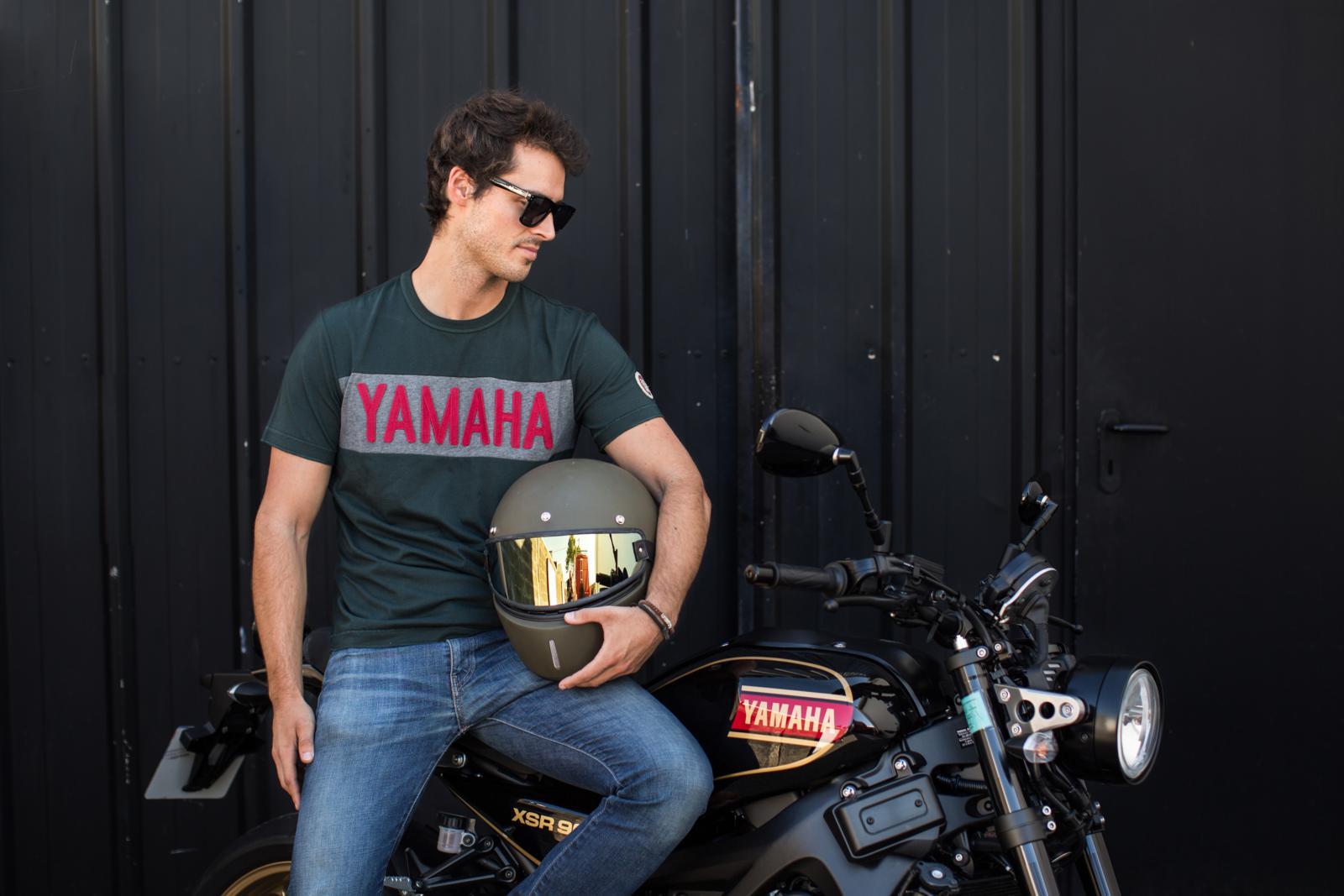 Yamaha presentó su colección de equipamiento 2021