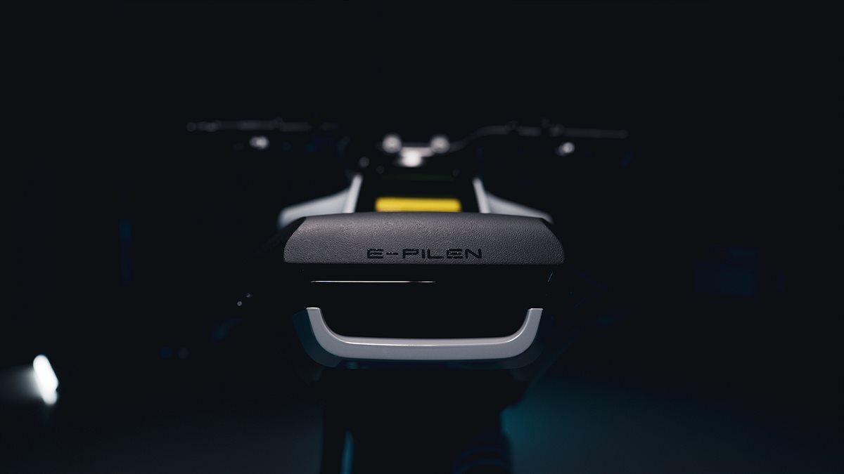 Husqvarna presentó la E-Pilen Concept
