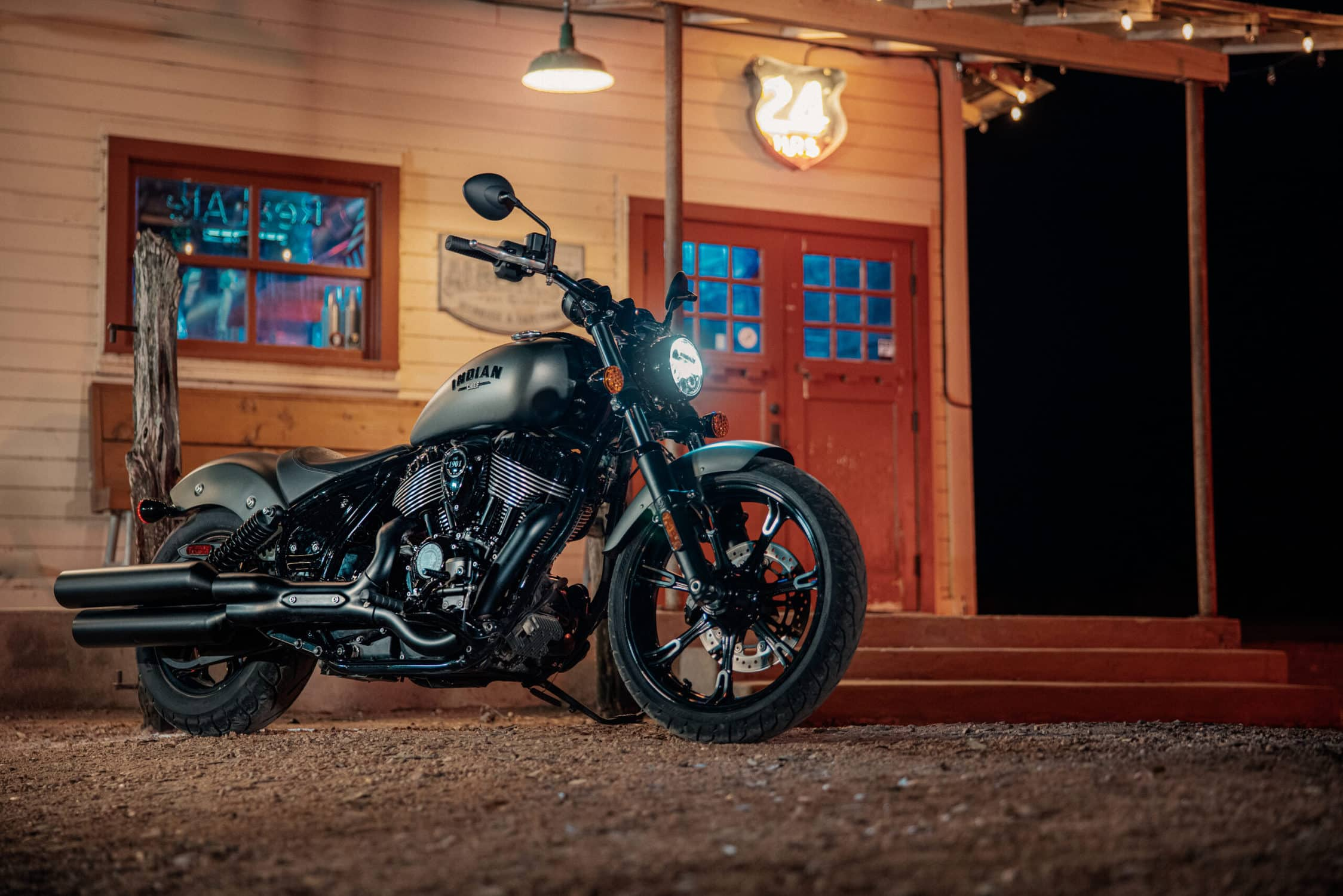 Indian Chief Custom: tres personalizaciones para la nueva Indian Chief