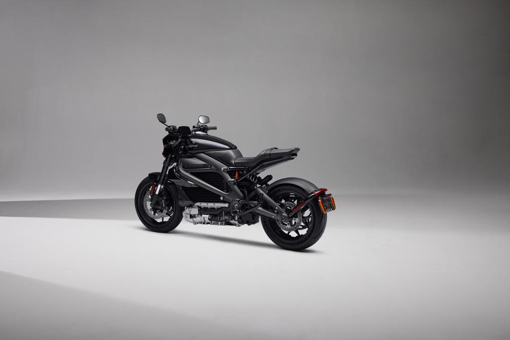 Harley-Davidson presentó la nueva Livewire ONE