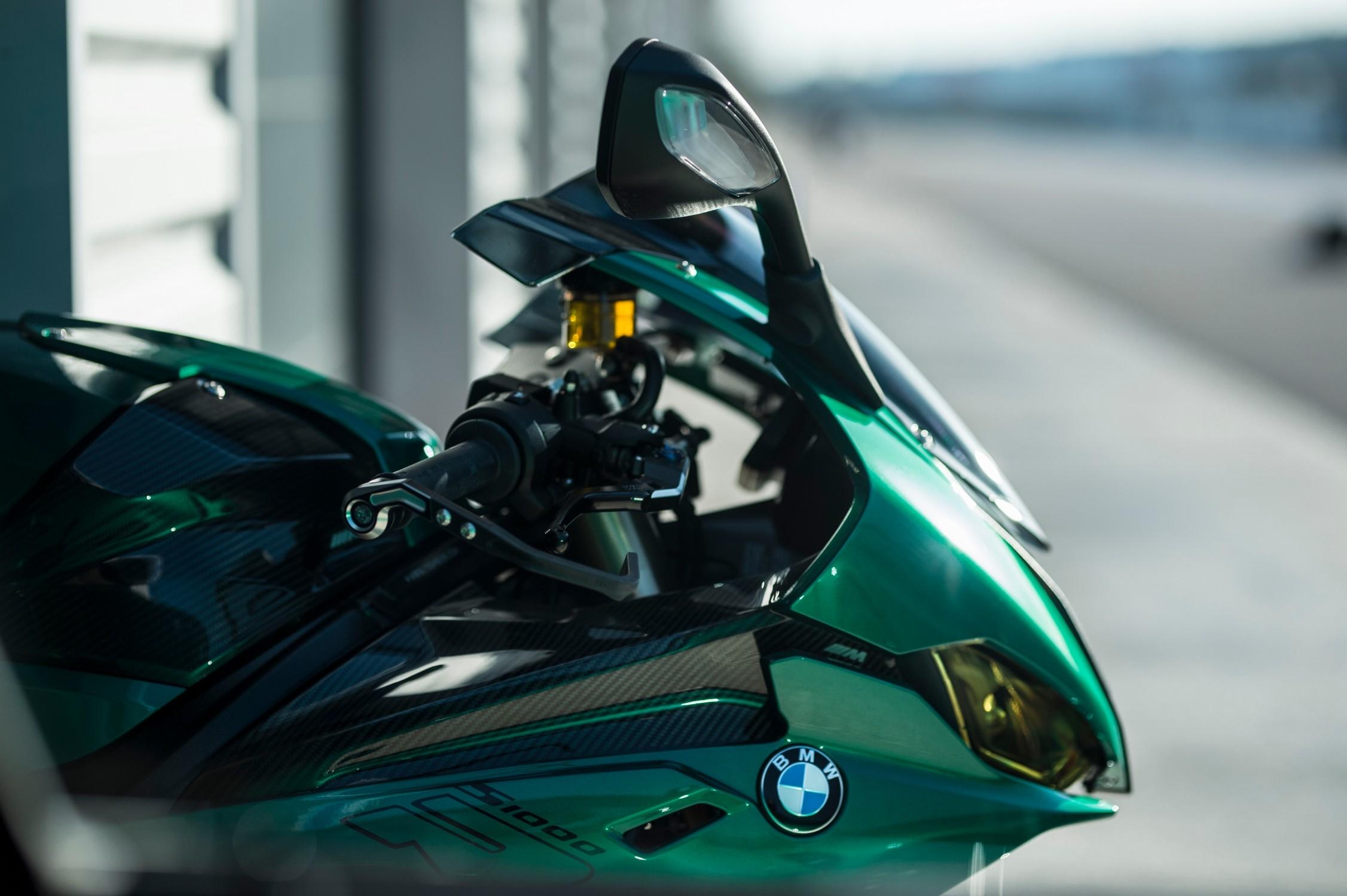 BMW S 1000 RR Isla de Man Edition: exclusividad deportiva
